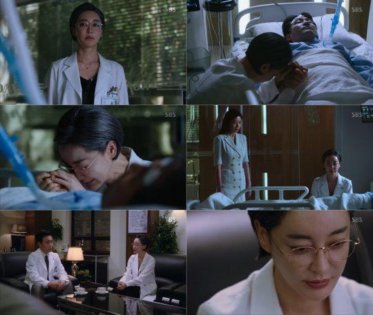 '의사요한' 방송 화면./사진제공=SBS