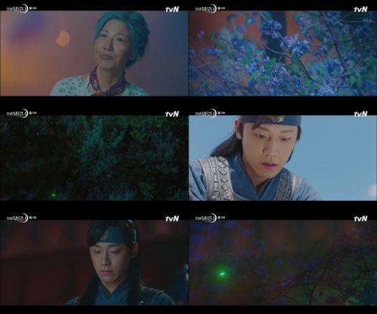 tvN '호텔 델루나' 방송 화면 캡처.