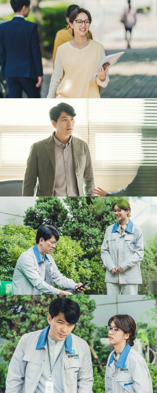 새 수목극 tvN '청일전자 미쓰리' 스틸컷. /사진제공=tvN