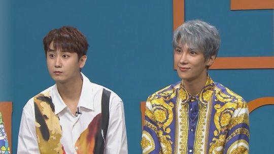 MBC에브리원 '비디오스타'. /사진제공=MBC