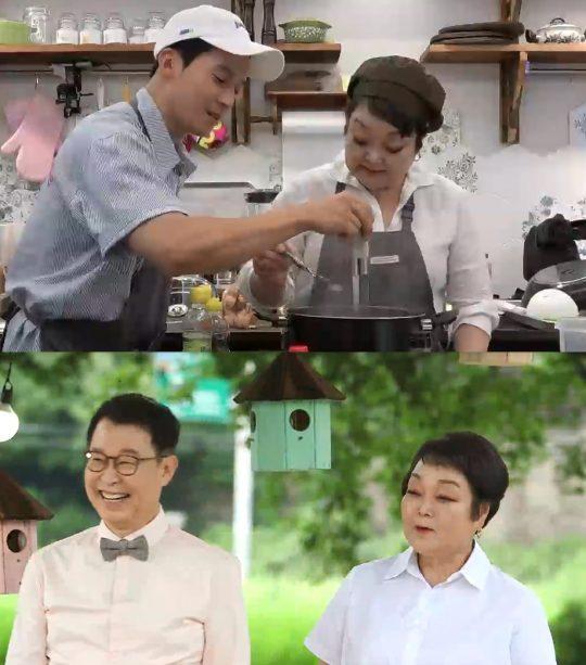 KBS 2TV '덕화다방'. /사진제공=KBS