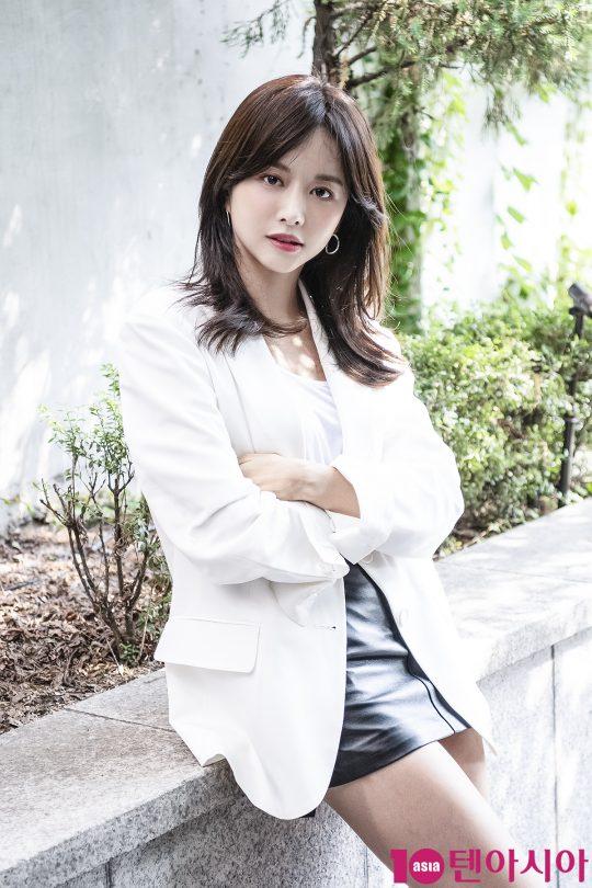 지난 15일 종영한 MBN 수목드라마 '레벨업'에서 게임회사 조이버스터의 기획팀장 신연화를 연기한 배우 한보름. / 이승현 기자 lsh87@