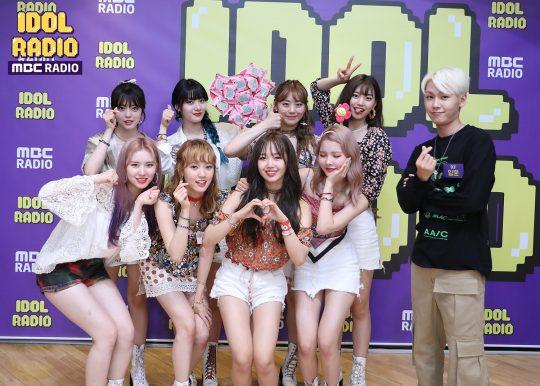 MBC 표준FM '아이돌 라디오'. /사진제공=MBC