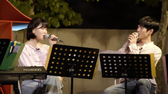 """'비긴어게인3' 정해인·김고은, 서울 버스킹 공개…""""떨려서 눈물 날 것 같아"""""""