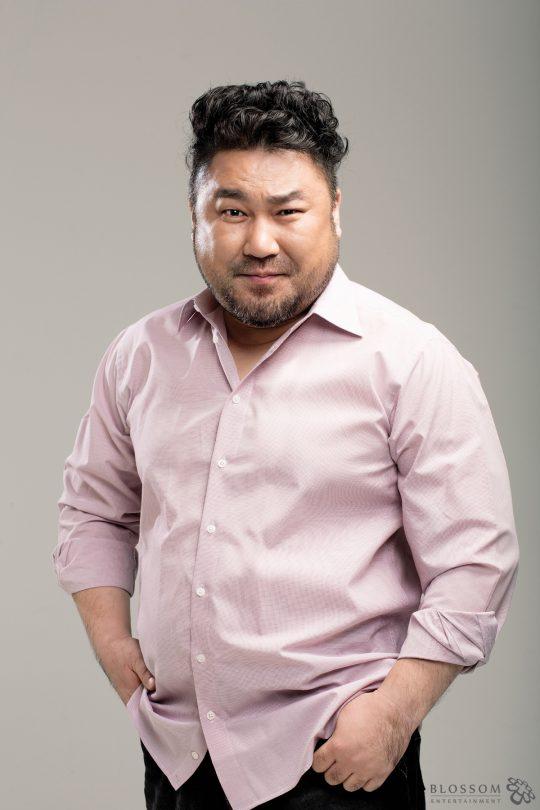 영화 '싱크홀'에 출연하는 배우 고창석. /사진제공=블러썸 엔터테인먼트