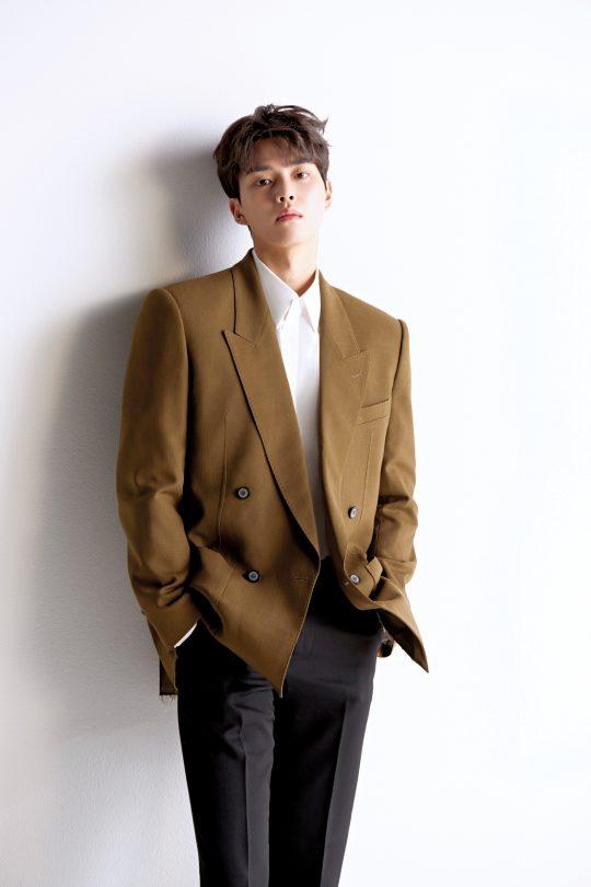 지난 22일 공개된 넷플릭스 오리지널 시리즈 '좋아하면 울리는'에서 황선오를 연기한 배우 송강. /사진제공=넷플릭스