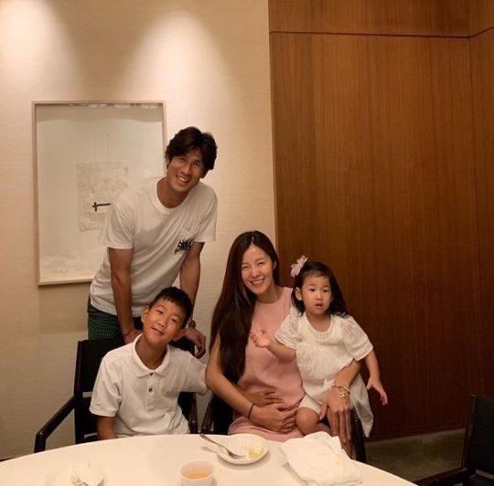 김성은 SNS. /