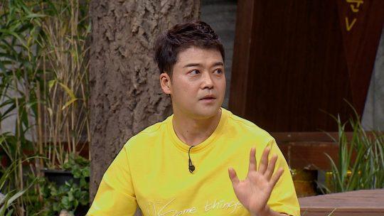 방송인 전현무. / 제공=JTBC '어서 말을 해'