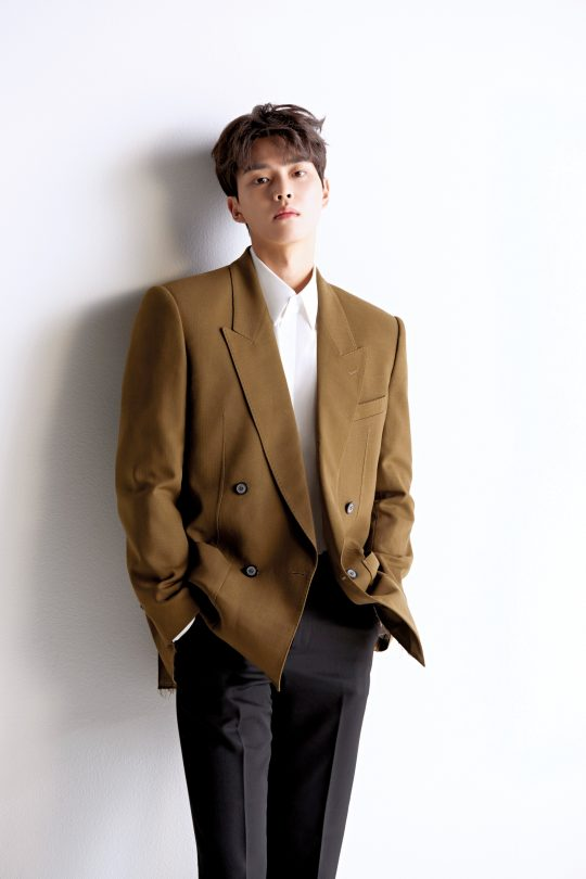 지난 22일 공개된 넷플릭스 오리지널 시리즈 '좋아하면 울리는'에서 여심을 울리는 인기남 황선오를 연기한 배우 송강. /사진제공=넷플릭스