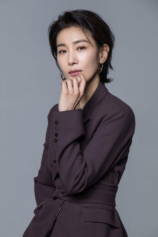 배우 김서형 / 사진제공=이엘라이즈