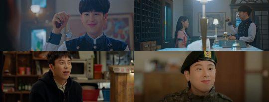 그룹 블락비 피오. / tvN '호텔델루나', tvN '남자친구' 방송화면