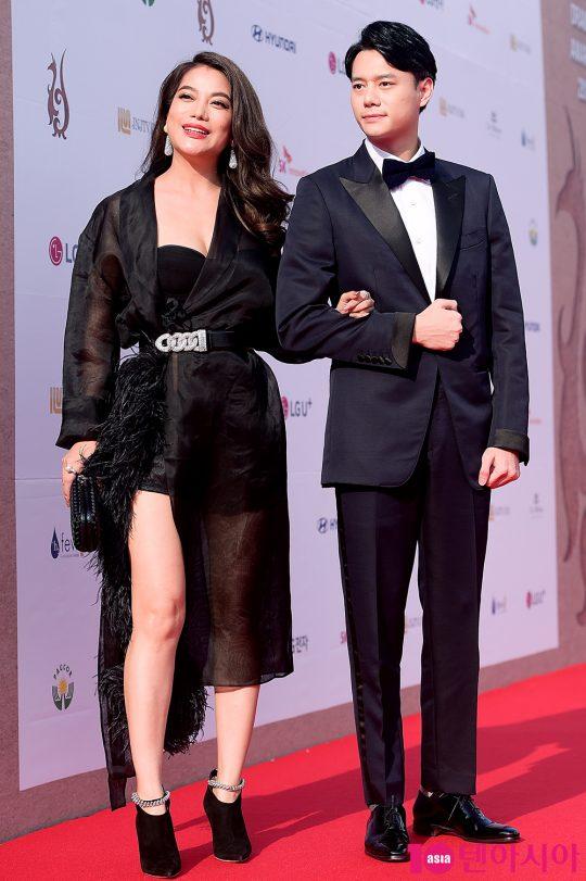 베트남 배우 쫑 옥안, 응우옌 아잉 쭝