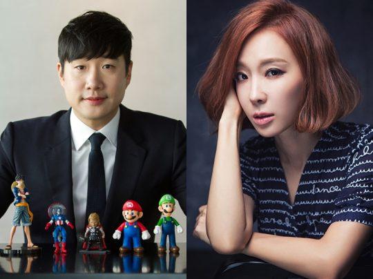 아나운서 배성재(왼쪽), 방송인 이지혜./사진제공=SBS '수작남녀'