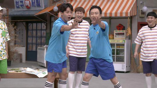 JTBC '찰떡콤비' 스틸컷. /사진제공=JTBC