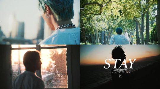 사진=가수 장우혁 'STAY' 뮤직비디오 티저 캡처