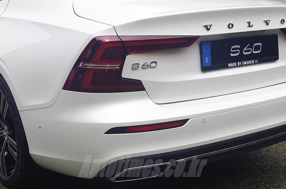 [포토]D세그먼트 게임 체인저, 볼보차 S60