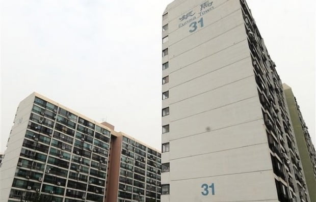 서울 대치동 은마아파트. 한경DB