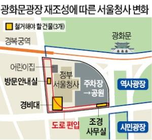 '광화문광장 재조성'…행안부 - 서울시 또 충돌