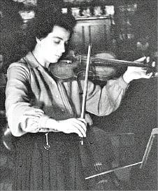 [음악이 흐르는 아침] 바이올리니스트 느뵈 탄생 100주년