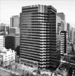 더존비즈온, 부영을지빌딩 4502억원에 매입