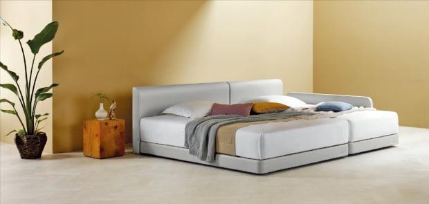 널찍한 크기의 저상형 패밀리 침대 'BMA-1150'
