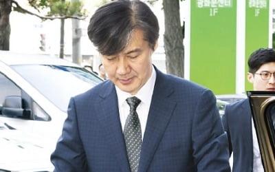 조국 딸에 '몰빵' 논란…동기들 '부글부글'