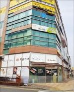 인천 왕길역 인근 항아리상권 대로변 1층 코너 상가