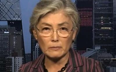 """""""일본에 매우 화났다"""" 강경화 '작심 발언'"""