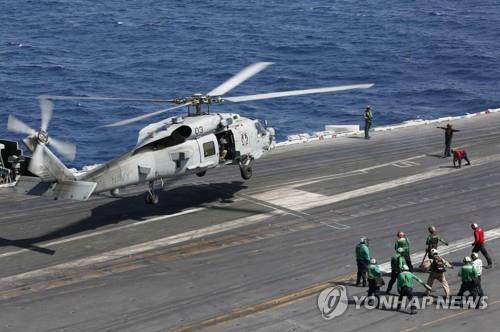 """美 """"韓에 MH-60R 헬기 12대 판매 승인""""…방사청 """"기종결정 안돼"""""""