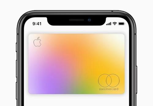 애플, 美서 애플카드 출시…수수료 없고 사용액 1∼3% 캐시백