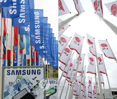 삼성, 美특허 등록 12년 연속 2위...LG도 `톱10`