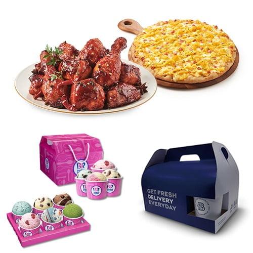 무더운 여름, 집에서 제대로 즐기게 해줄 배달음식은?
