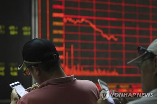 미중 무역전쟁 재발에 위안화·원자잿값·아시아주가 곤두박질