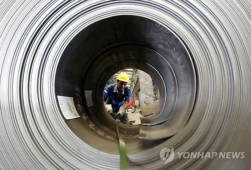 EU 집행위, 중국 등 3개국 철강제품 반덤핑 조사 착수