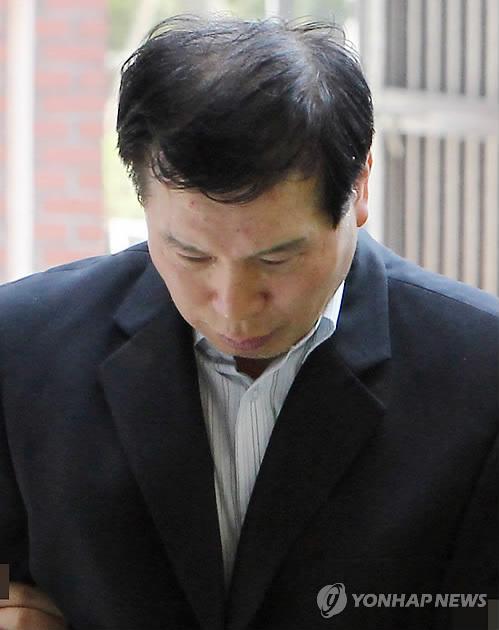 다시 구속된 '대도 조세형' 절도혐의 1심서 징역 2년6개월