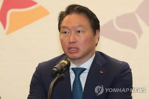 """최태원 SK 회장도 비상회의 소집…""""흔들림 없이 위기 대처"""""""