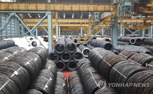 """[한일 경제전쟁] 한국은행 포항본부 """"일본 수출규제 철강산업 영향 제한적"""""""