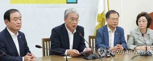 """대안정치, 국회 비교섭단체 등록 추진…사무처 """"규정없다"""" 난색"""