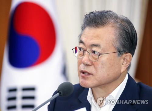 文대통령, 오늘 국정과제 위원장들과 오찬…국정운영 성과 점검