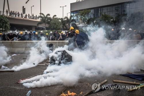 홍콩 재야단체, 31일 송환법 반대시위 취소…충돌위기 넘겨(종합)