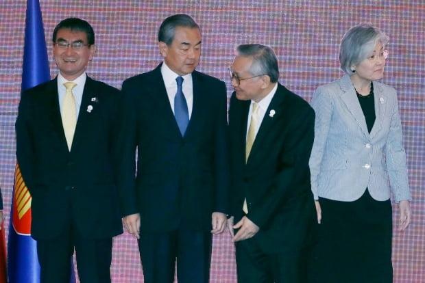 아세안+한중일 외교장관회의 (사진=연합뉴스)