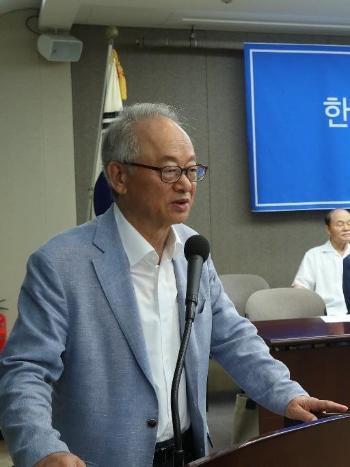 이부영 전 의원, 조국 사퇴 촉구 (사진=연합뉴스)
