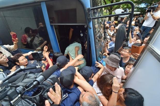 고유정/사진=연합뉴스