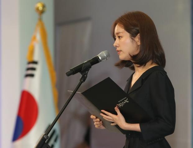 배우 한지민/ 사진=연합뉴스