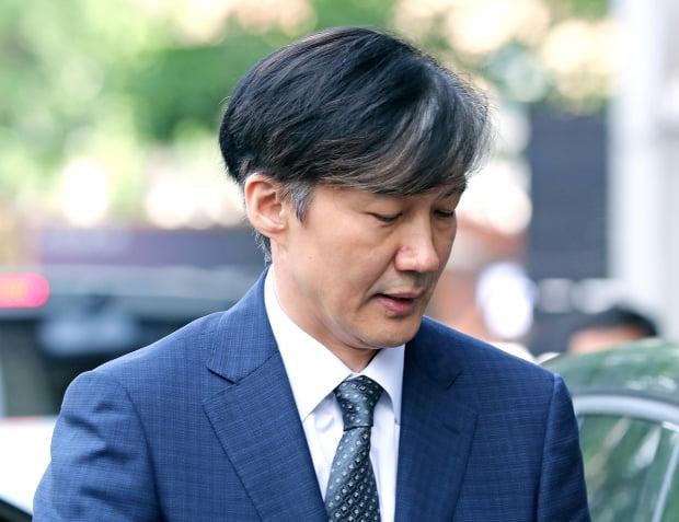 조국 법무부 장관 후보자 /사진=연합뉴스