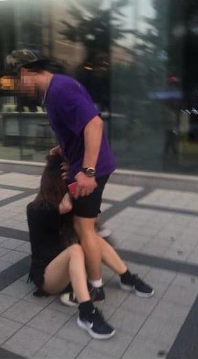 일본 여성 폭행/ 사진=연합뉴스
