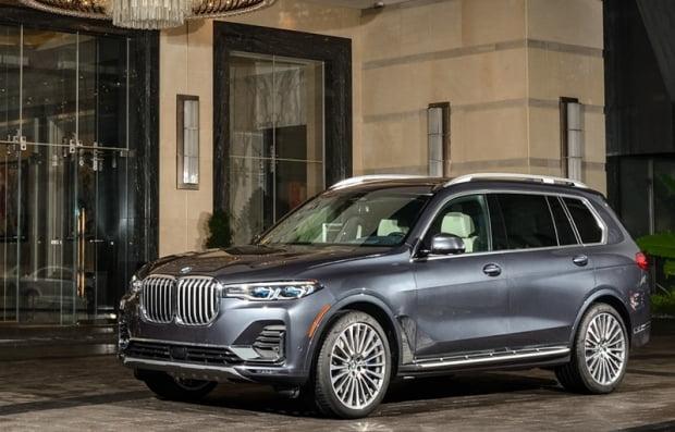 BMW의 플래그십 SUV X7. 사진=BMW그룹 코리아