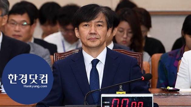 HK영상 | '조국 청문회'…여야 질의 전부터 치열한 기싸움