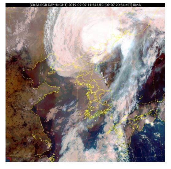 [종합]태풍 '링링' 한반도 덮쳐…인명·시설피해 '속출'