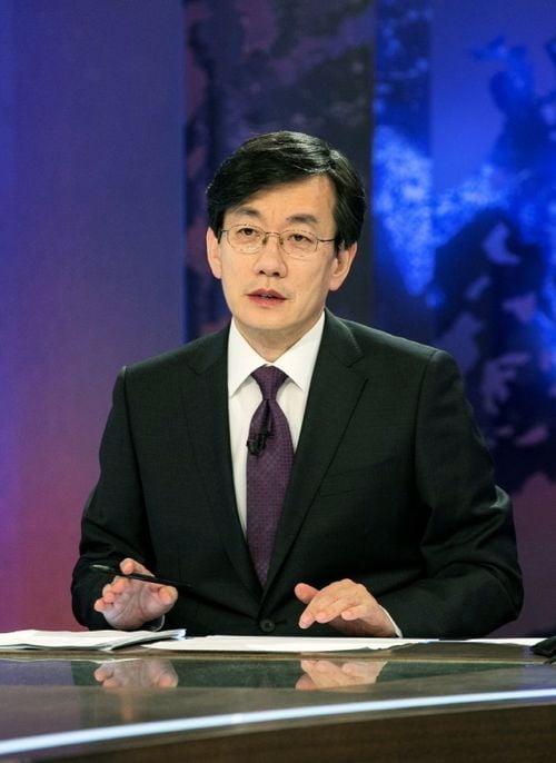 손석희 앵커멘트논란 / 사진 = JTBC '뉴스룸'